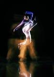 Creative dancer style Stock Image