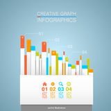 Creative dates Royalty Free Stock Photography