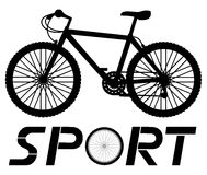 Bike sport Stock Images