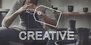 Creative Design Brand Identity Marketing Concept. People Being Creative Design Brand Identity Marketing Stock Images