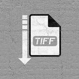 Computer file icon. Creative design of computer file icon Royalty Free Stock Photography