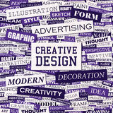 CREATIVE DESIGN Stock Photo