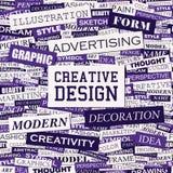 CREATIVE DESIGN Stock Photo