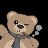 Fashion bear Royalty Free Stock Image