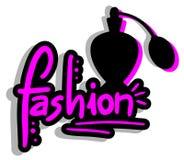 Fashion perfumed Royalty Free Stock Photos