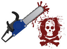 Halloween blood Stock Images