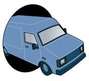 Hole vehicle. Creative design of hole vehicle Stock Photography