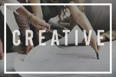 Creative Design Ideas Imagination Inspiration Creativity Concept Stock Photo