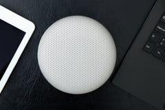 creative design portable wireless bluetooth speaker for stock image