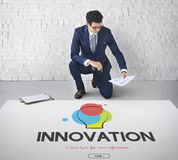 Creative Design Process Thinking Innovation Concept Stock Photography