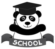 School bear Royalty Free Stock Photography
