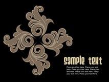 Creative design tattoo illustration Stock Images