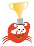 Winner crab Stock Photos