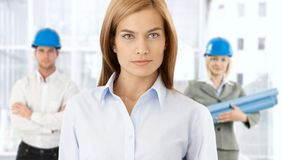 Creative designer businesswoman Stock Photo