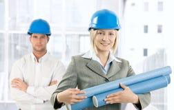 Creative designers at work Stock Photo