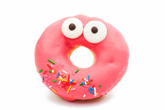 Creative donuts Stock Photography