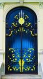 Creative  of the door. Creative Pattern of the door Stock Photos