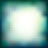 Creative dot pattern background Royalty Free Stock Images