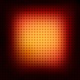 Creative dot pattern background Royalty Free Stock Photography