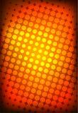 Creative dot pattern background Stock Photography