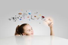 Creative education Royalty Free Stock Photos