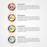 Creative education options infographics. Design template. Vector Illustration vector illustration