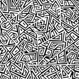 Creative Vector Seamless Pattern royalty free illustration