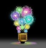 Creative Explosion Stock Photography
