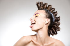 Creative expressions Stock Images