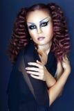 Creative Fashion Art make up Royalty Free Stock Images