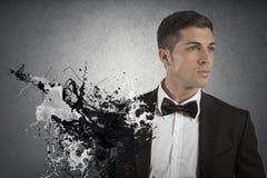 Free Creative Fashion Man Royalty Free Stock Image - 35383176