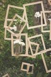 Creative flowers Stock Photography