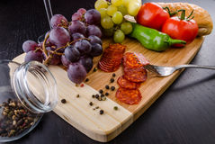 Creative foods Royalty Free Stock Images