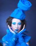 Creative girl. Stock Photography