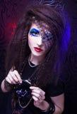 Creative girl Stock Photography