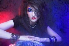 Creative girl Stock Image