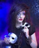 Creative girl Royalty Free Stock Photos