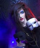 Creative girl Royalty Free Stock Image