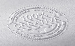 Creative Graphic Design Royalty Free Stock Image
