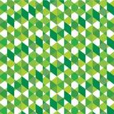 Creative green design pattern. Green design pattern background Stock Photos