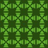 Creative green triangle design background Stock Photo