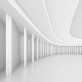 Creative Hall Interior. 3d Illustration of Creative Hall Interior stock illustration