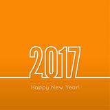 Creative happy new year Stock Images