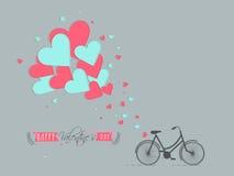 Creative hearts for Valentine's Day celebration. Stock Photos