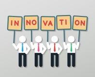 Creative idea business concept Stock Image