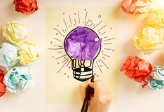 Creative idea Stock Images
