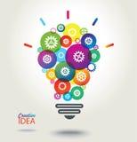 Creative idea. Success. Stock Images