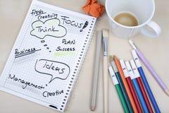 Creative Ideas Concept Stock Photo
