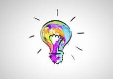 Creative ideas Stock Image