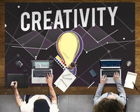 Creative Ideas Design Imagination Innovation Concept Stock Photography